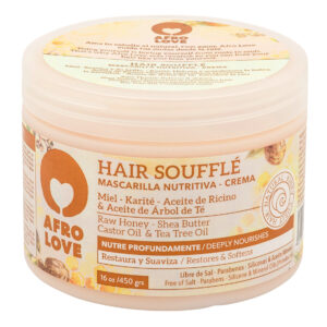 Afro Love Hair Mask Silicone free paraben free mineral oil free for 3c to 4c hair