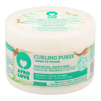 Afro Love curl defining cream silicone free mineral oil free paraben free