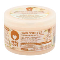Afro Love Deep conditioner silicone free sulphate free paraben free mineral oil free
