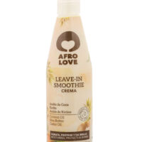 Afro Love Leave in conditioner silicone free paraben free sulphate free