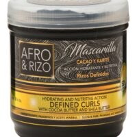 Afro & Rizo Hair Mask for Curly Hair 225g