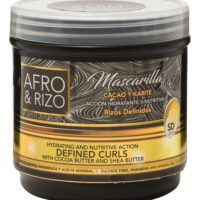 Afro y Rizo Hair Mask For Curly Hair