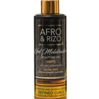 Afro & Rizo Sculpting Gel for Curly Hair